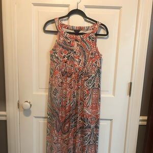 Ann Taylor Empire Waist Summer Dress
